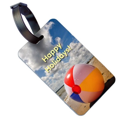 Image of Printed Luggage Tag