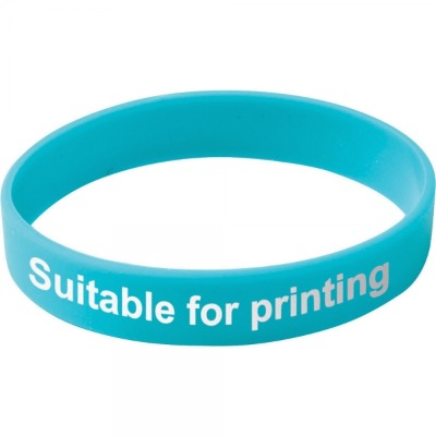Image of Express Printed Silicone Wrist Bands - UK Stock