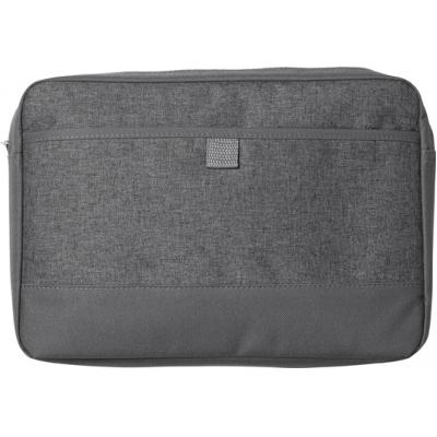 Image of Laptop bag made from 600D polycanvas