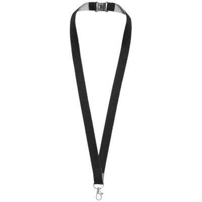 Image of Aru two-tone lanyard with velcro closure