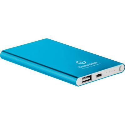Image of Flat power bank 4000 mAh