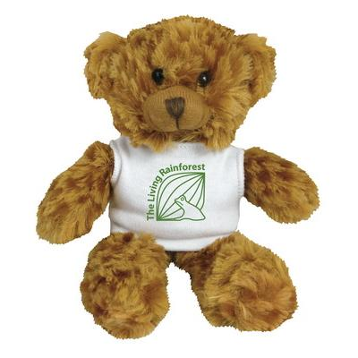 "Image of 5"" Jango Bear with T Shirt"