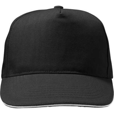 Image of Polycanvas five panel sandwich cap