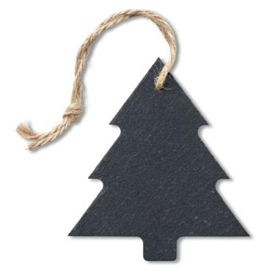 Image of Slate Xmas Hanger Tree