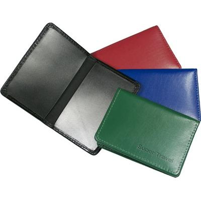 Image of Warwick Genuine Leather Oyster Card Holder