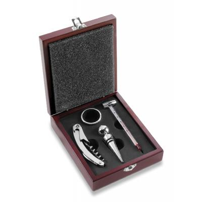 Image of Wine set, supplied in gift box