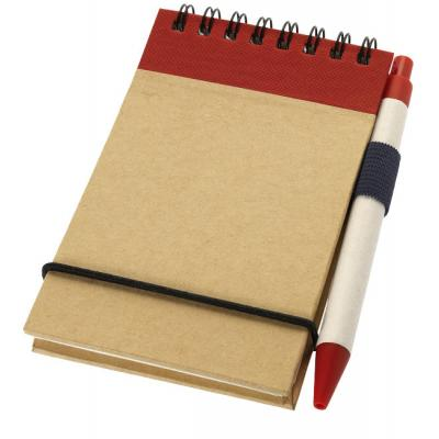 Image of Zuse jotter and pen