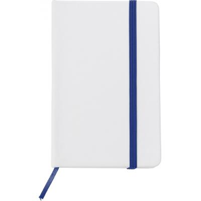 Image of Soft feel notebook (approx. A6)