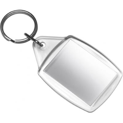 Image of Plastic transparent key holder