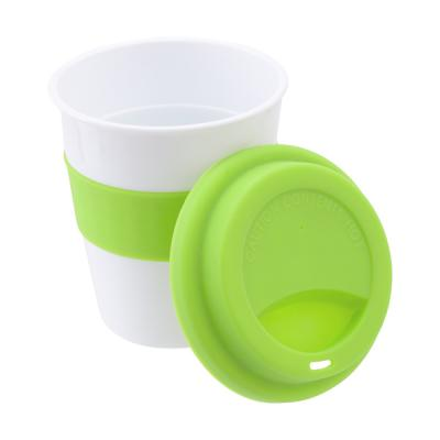Image of Plastic 356ml drinking mug