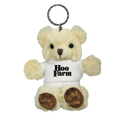 Image of Chester Bear Keyring and T Shirt
