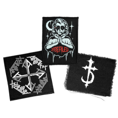 Image of Sew On Printed Patches