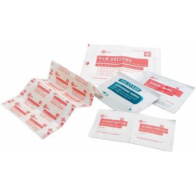 Image of 10 piece first aid kit
