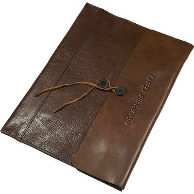 Image of Ashbourne Full Hide Leather Envelope Case