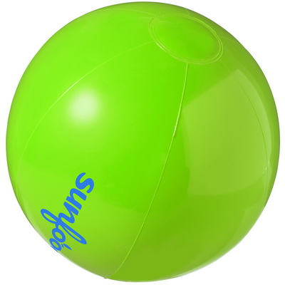 Image of Bahamas solid beach ball