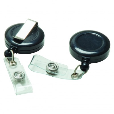 Image of Plastic Pull Reels (UK Stock: Available In Black or White)