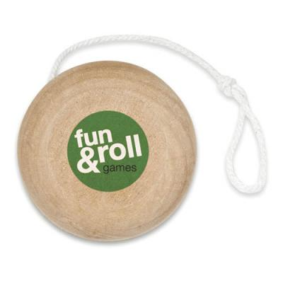 Image of Wooden yoyo
