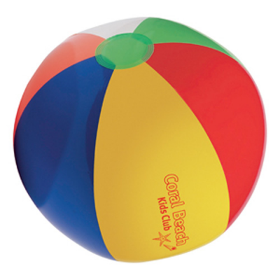 Image of Multicolour Beach Ball