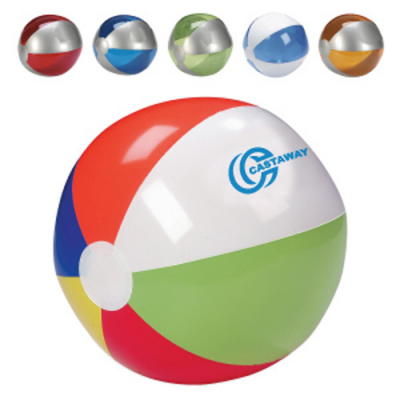 Image of Striped Beach Ball