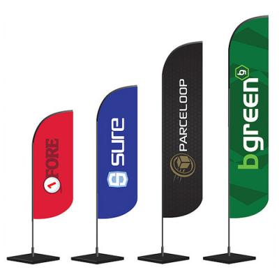 Image of Bat Fan S Advertising Flag 80 X 400 Cm