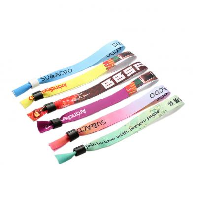Image of Fabric Wristbands