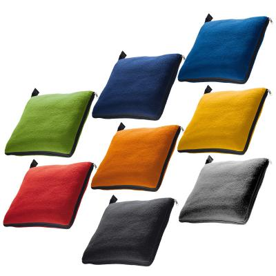 Image of 2 in1 Fleece Blanket/Pillow