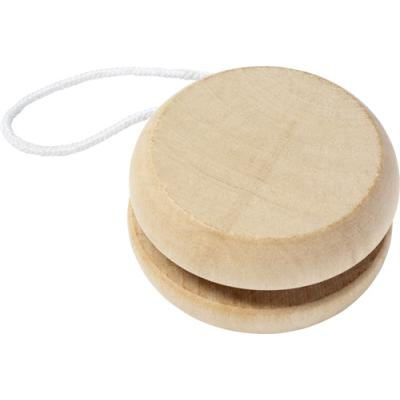 Image of Wooden yo-yo