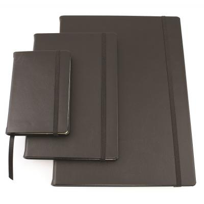 Image of Sandringham Nappa Leather A4 Casebound Notebook