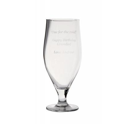 Image of 0.62 litre Stelara Beer Glass