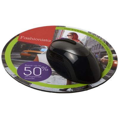 Image of Q-Mat® round mouse mat
