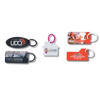 Image of PET Keytag