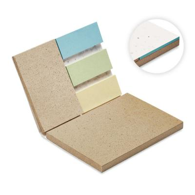 Image of Growtree™ Grass Seed Paper Memo Set